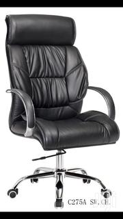 Quality Leather Chair | Furniture for sale in Greater Accra, Adabraka