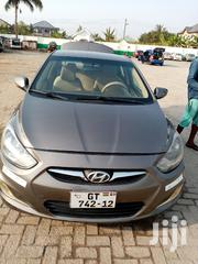 Hyundai Accent GLS Automatic 2012 Gray   Cars for sale in Greater Accra, Ga South Municipal