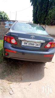 Toyota Corolla 2009 1.8 Exclusive Automatic Gray | Cars for sale in Greater Accra, Nungua East