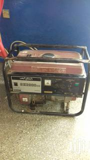 A Product From Fujtect A Very Quality Generator .A Petrol Type . | Electrical Equipments for sale in Greater Accra, Dansoman