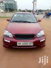 Toyota Corolla 2008 Red | Cars for sale in Greater Accra, Teshie-Nungua Estates