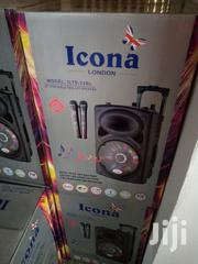Icona Chargeable Portable Trolley Speaker | Audio & Music Equipment for sale in Greater Accra, Osu