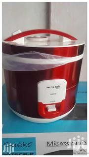 New La Italia Rice Cooker 2.2ltr 900W | Kitchen Appliances for sale in Greater Accra, Accra Metropolitan
