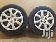 Home Used Car Tyre With Rims | Vehicle Parts & Accessories for sale in Greater Accra, Tema Metropolitan