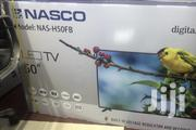 "New Nasco 50"" Uhd TV 4K Digital Satellite LED TV 
