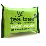 Tea Tree Facial Wipes | Skin Care for sale in Greater Accra, Kanda Estate