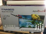 """NASCO 32""""Digital Satellite HD Ready Led Tv 