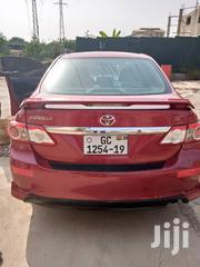 Toyota Corolla 2013 S 5-Speed Red | Cars for sale in Central Region, Awutu-Senya