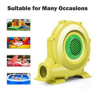 Bouncy Castle And 1.25hp Air Pump
