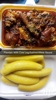 Ripe Plantain With Palaver Sauce | Meals & Drinks for sale in Greater Accra, Dansoman