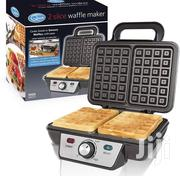 Quest 2 Slice Twin Waffle Maker 1000w | Kitchen Appliances for sale in Greater Accra, Accra Metropolitan