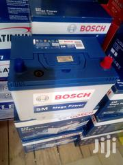 15 Plates Original Bosch Car Battery Free Delivery Corolla | Vehicle Parts & Accessories for sale in Greater Accra, Abossey Okai