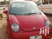 Daewoo Matiz 2008 1.0 SE Red | Cars for sale in Greater Accra, Kwashieman