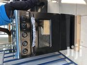 Zara Black Colour 4 Burner Gas Cooker With Oven | Restaurant & Catering Equipment for sale in Greater Accra, Accra Metropolitan