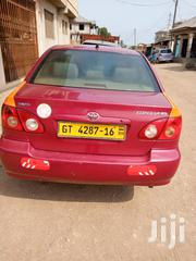 Toyota Corolla 2006 1.8 VVTL-i TS Yellow | Cars for sale in Greater Accra, Nungua East