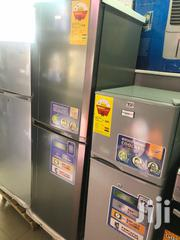 Nasco 212 Double Door Fridge Silver New | Kitchen Appliances for sale in Greater Accra, Achimota
