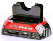 All-in One HDD Docking Station With Multi Card Reader | Computer Accessories  for sale in Greater Accra, Accra new Town