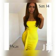 Ladies Sexy Strapless Dress | Clothing for sale in Greater Accra, Teshie new Town