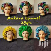 Ankara Reversible Bonnet | Clothing Accessories for sale in Northern Region, Tamale Municipal