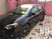 Toyota Corolla 2016 Black | Cars for sale in Greater Accra, Ga South Municipal