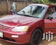 Honda Civic Coupe 2003 Red | Cars for sale in Central Region, Awutu-Senya