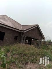 Selling Uncompleted 2 Bed on a Full Plot of at Roman New Road in Kasoa | Houses & Apartments For Sale for sale in Central Region, Awutu-Senya