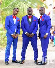 Royal Blue Tuxedo Suit | Clothing for sale in Greater Accra, East Legon