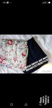 Asfran Collection Deals With English Plain Pattern Fabrics .   Clothing for sale in Greater Accra, Adenta Municipal