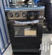 New ZARA 4 Burner Gas Cooker With Oven Stainless Stainless Black | Restaurant & Catering Equipment for sale in Greater Accra, Accra Metropolitan
