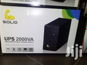 Solid 2000va UPS | Computer Accessories  for sale in Greater Accra, Asylum Down