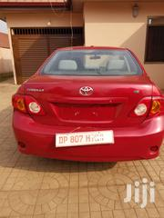Toyota Corolla 2009 Red   Cars for sale in Greater Accra, Adabraka