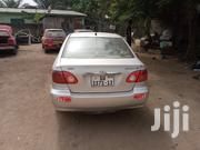 Toyota Corolla 2003 Sedan Silver | Cars for sale in Greater Accra, Accra new Town