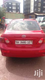 Toyota Corolla 2009 Red   Cars for sale in Greater Accra, Tema Metropolitan