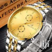 Orlando Silver Gold Watch | Watches for sale in Greater Accra, East Legon (Okponglo)
