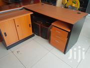 L Shaped Desk | Furniture for sale in Greater Accra, Kokomlemle