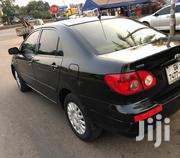 Toyota Corolla 1.8 2008 Black | Cars for sale in Brong Ahafo, Atebubu-Amantin