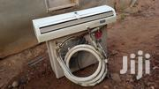 Use LG 2.5 HP Air Condition Is for Sale White All the Accessories. | Home Appliances for sale in Greater Accra, Ga West Municipal