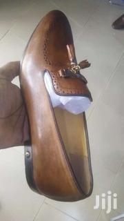 Giovanni Rissi Brown Leather Shoe | Shoes for sale in Greater Accra, Nii Boi Town