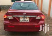 Toyota Corolla 2014 Red | Cars for sale in Brong Ahafo, Atebubu-Amantin