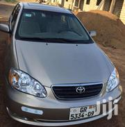 Toyota Corolla 2008 Gold | Cars for sale in Western Region, Aowin/Suaman Bia