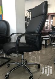 Quality Leather Manager Chair | Furniture for sale in Greater Accra, Adabraka