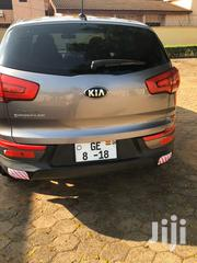 Kia Sportage EX 4dr SUV (2.4L 4cyl 6A) 2014 Gray | Cars for sale in Greater Accra, Adenta Municipal