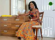 Quality Bonwire Kente Yellow | Clothing for sale in Greater Accra, Labadi-Aborm