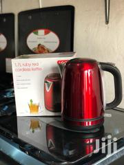 LOGIK 1.7L Cordless Kettle Red. | Kitchen Appliances for sale in Greater Accra, Accra Metropolitan