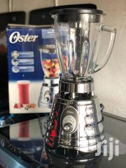OSTER Glass Jar 2-Speed Toggle Beehive Blender, Brushed Stainless | Kitchen Appliances for sale in Greater Accra, Accra Metropolitan