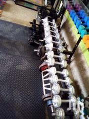 Neat and Durable Dumbbells | Sports Equipment for sale in Ashanti, Kumasi Metropolitan