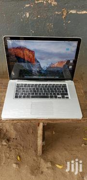 Laptop Apple MacBook Pro 6GB Intel Core i7 HDD 500GB | Laptops & Computers for sale in Greater Accra, Accra Metropolitan