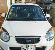 Kia Picanto 1.1 EX Automatic 2009 White | Cars for sale in Brong Ahafo, Wenchi Municipal