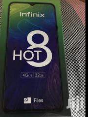 New Infinix Hot 8 32 GB Black | Mobile Phones for sale in Greater Accra, North Kaneshie
