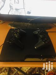 PS3 Slim With Controllers | Video Game Consoles for sale in Ashanti, Kumasi Metropolitan